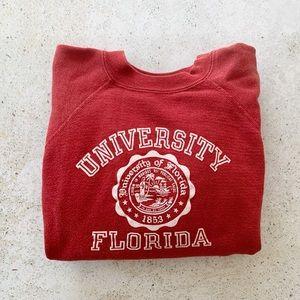 🍒 VINTAGE University of Florida Sweatshirt XS / S